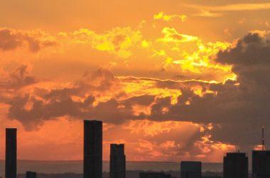 Mt Cootha Sunrise Time-lapse – April 2014